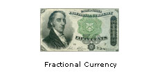 Fractional Currency